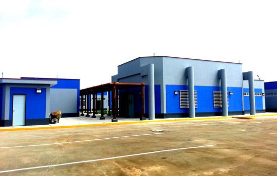 Centro de Operaciones - Senasa Barranca.